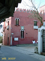 Pinacoteca or Casa Rossa
