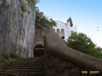 The last steps of Scala Fenicia