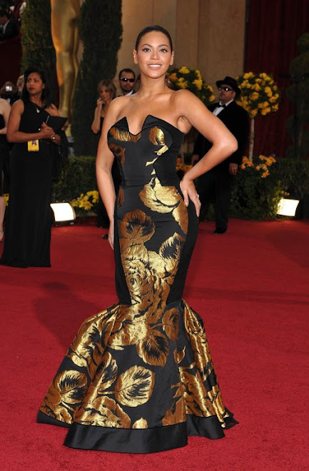 BEYONCE IN THIS D&G DRESS WAS THE INSPIRATION FOR MY WEBSITE
