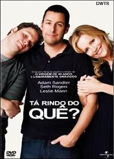 Filme Poster Tá Rindo Do Quê DVDRip H264 Dual Audio