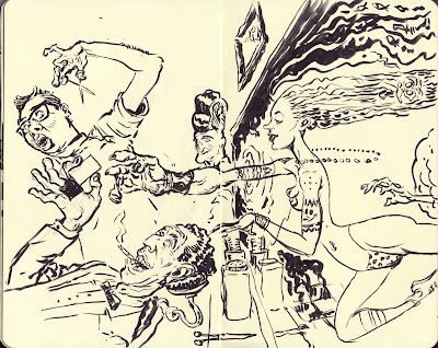 John K Stuff: A GOOD CARTOONIST CAN ADAPT TO DIFFERENT STYLES AND ...