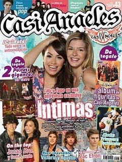 Revista Casi Angeles De Septiembre
