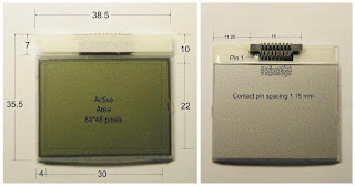 nokia dot matrix lcd interfacing with 89c51  8051 core