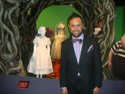 Nick Verreos And Fidm Superlab For Alice In Wonderland