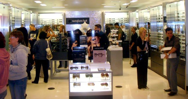 sunglass hut 2bjd  Sunglass Hut Grand Opening Macy's San Francisco Union Square For the Grand  Opening, we had hors d'euvres including mini hot dogs, chili-lemon peppered