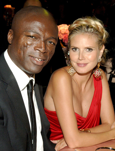 heidi klum seal wedding pictures. heidi klum seal