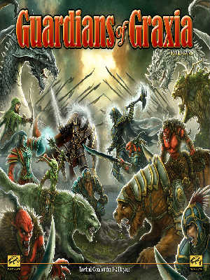 Guardians of Graxia PC Full 2010