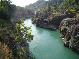 Río Bio Bio - Cajón Piulo