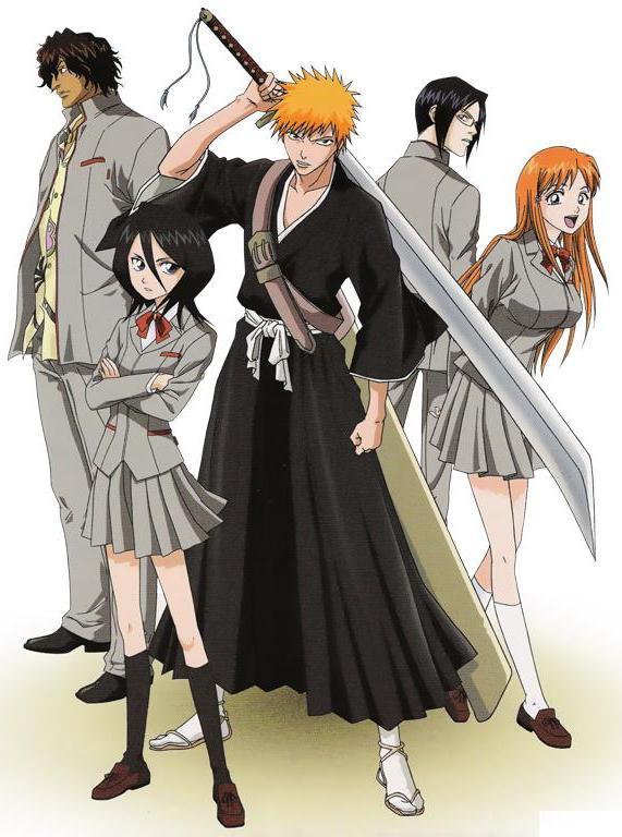 Reto 30 días anime!! - Página 2 Bleach+uniforme+insti+anime100x100