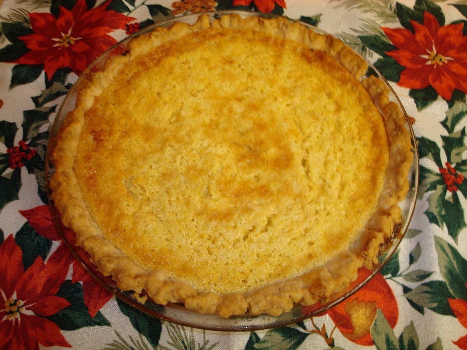 Buttermilk-Lemon Chess Pie Recipes — Dishmaps
