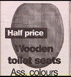 funny poor abbreviations ad ass colour toilet