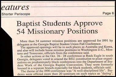 funny news headlines about baptist missionary positions pic