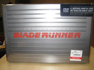BladeRunner delantera