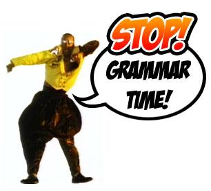 Read. wRite. Ramble.: The Grammar Grind~The Sem;colon