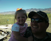 Daddy and Hallie