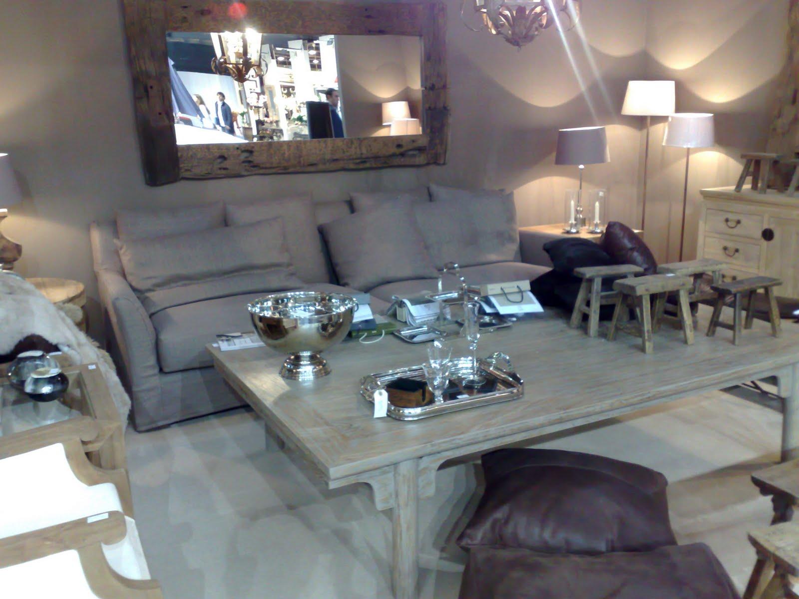 Casa Pasarela Interiorhome Mercedes Zubizarreta # Muebles Sevillanos