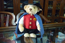 STEIFF TEDDY BEAR SERIE NO.01863