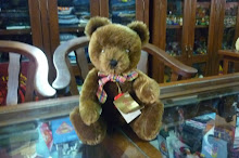 HERMANN TEDDY BEAR (MADE IN GERMANY)