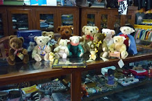 STEIFF AND HERMANN TEDDY BEARS