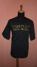 BATMAN BASEBALL SHIRT