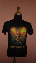 PIRATES OF THE CARIBBEAN DEAD MAN'S CHEST WALT DISNEY WORLD (SIZE S)