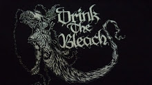 DRINK THE BLEACH (SIZE M) METAL BLUES