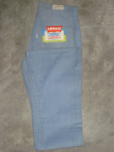 Levi's Durawale Plus Corduroy Bell Bottoms