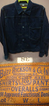 Buzz Rickson & Co. Inc Jacket (Kepala Kain)
