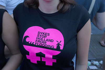 dykes stop holland from flooding