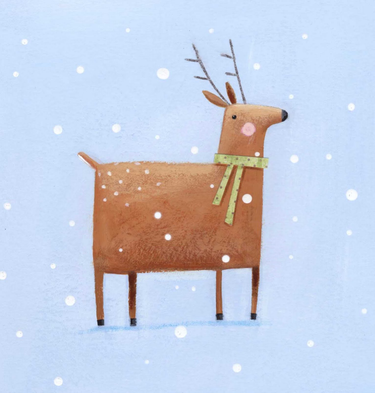 [blog+deer]
