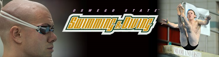 Oswego State Swimming