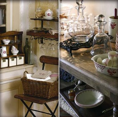 Comptoir de famille shabby chic interiors - Comptoir de famille soldes ...