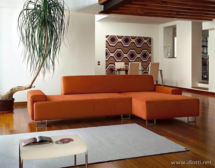 Monicolour colori per i divani for Colori divani