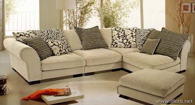 Arredamenti diotti a f il blog su mobili ed arredamento d 39 interni ottobre 2009 - Cuscini decorativi per letto ...