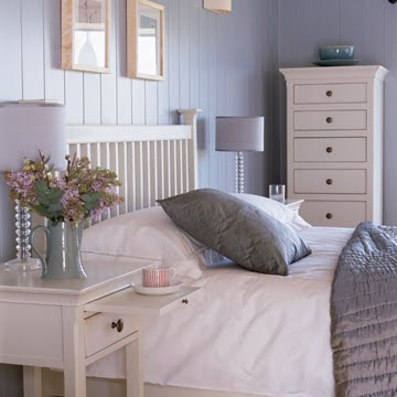 La mia camera da letto in 3D - Shabby Chic Interiors