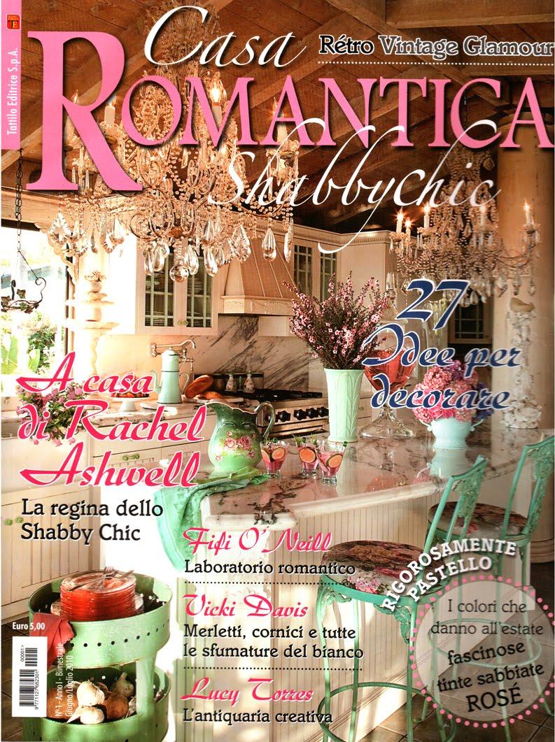 my interview - shabby chic interiors - Casa Chic Rivista