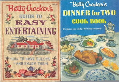 Betty Crocker Cookbook 1960