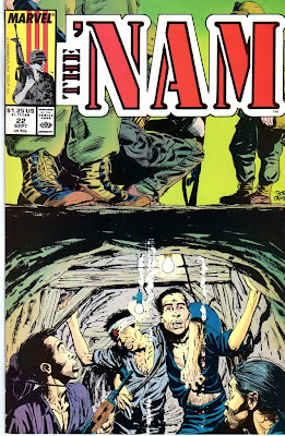 the nam comic book review