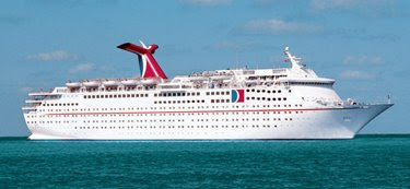Carnival Holiday cruise