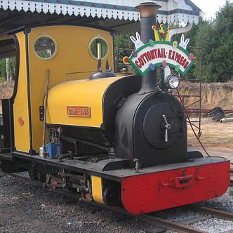 Cottontail Express (changes names seasonally)