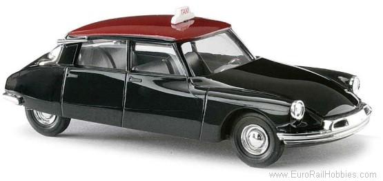 Taxi Citroen 1:87