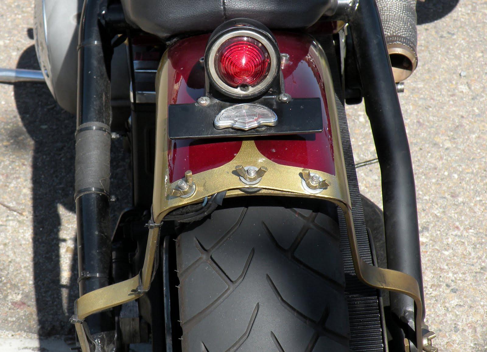 Harley Davidson BratStyle