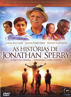 Filme Poste As Histórias de Jonathan Sperry DVDRip XviD Dual Áudio & RMVB Dublado