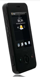 First Touchscreen Phone from Velocity Mobile