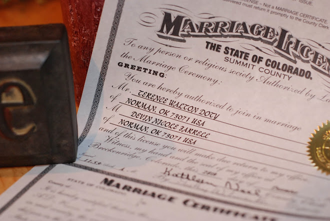 A License to Marry