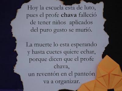 Calaveras literarias Tradicion Mexicana