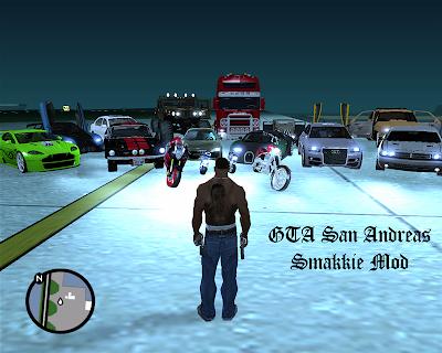 gta san andreas mods. GTA San Andreas Rip (900 MB)