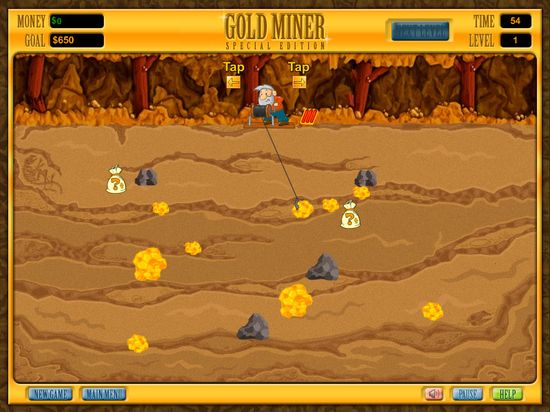 Free download program the gold mining game clouddownloadguy for Arizona game and fish locations