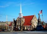 Oneida Square, Utica, NY