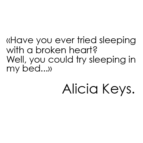 Libellés : Alicia Keys, Love, Lyrics, Music, Quote, R 'N' B / Soul,